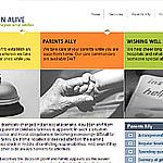 An informative website design for Aware N Alive. The brief was to create a design with professional look and feel that puts focus on services with an ease in navigation....