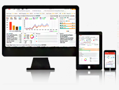 Web and Mobile app to manage show schedule, trends and performance analysis.