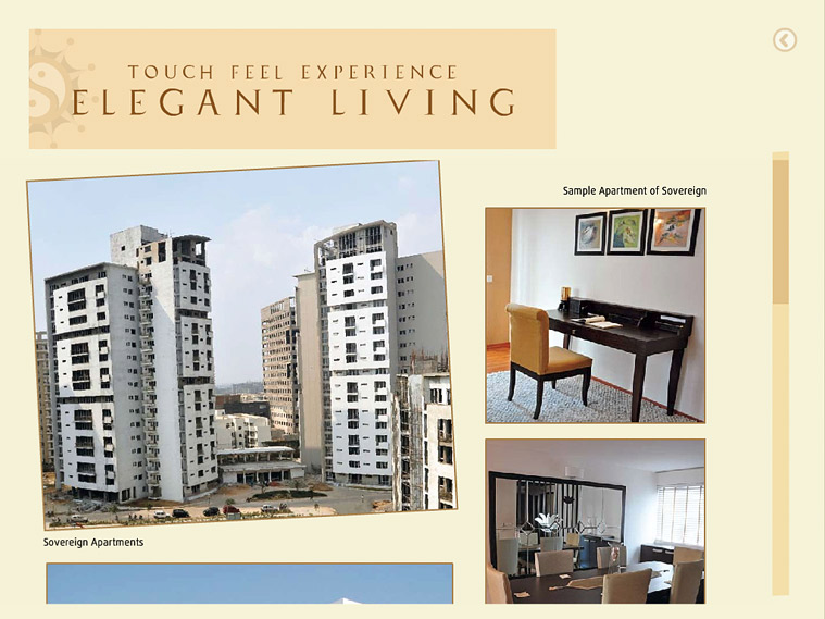 Sovereign Apartment Presentation
